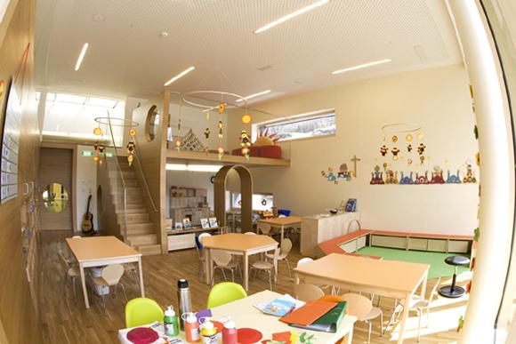 Kindergarten Sölden 2007