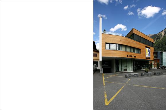 Wohn- und Geschäftshaus Gurschler, Sölden 2009