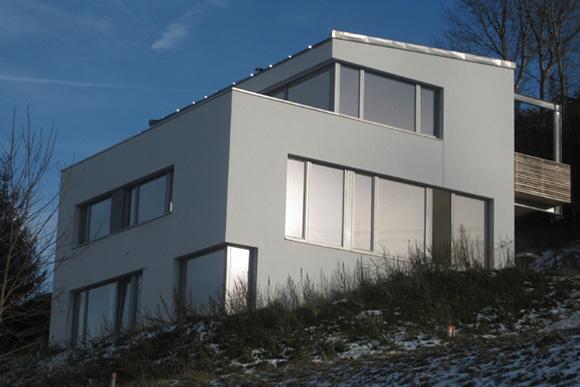 Einfamilienhaus Reichsöllner, Sistrans 2008