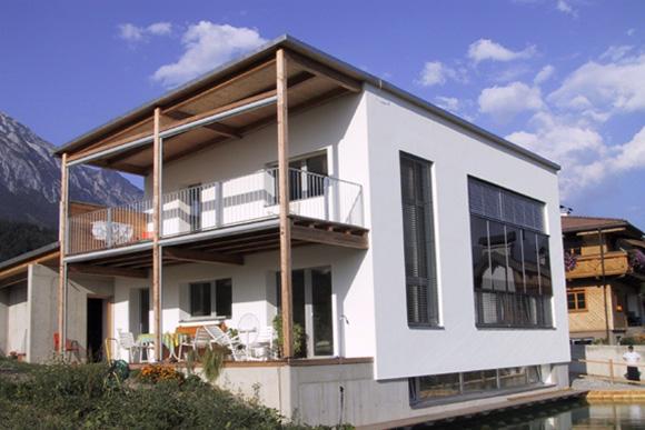 Einfamilienhaus Nekham / Heis, Absam 2003