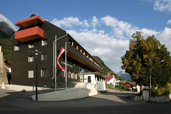 Gemeindehaus Karrösten 2007