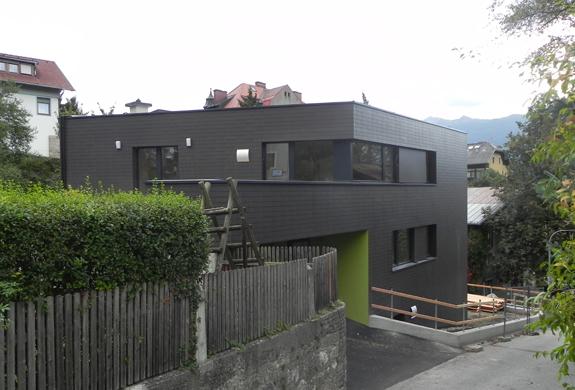 Wohnhaus Kirschentalgasse Innsbruck 2012