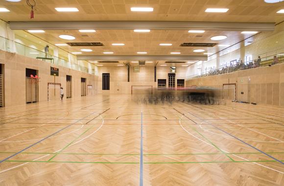 Schulzentrum Imst Unterstadt 2012