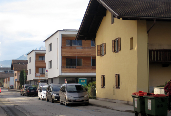 Wohnanlage Wörgl, NHT 2014