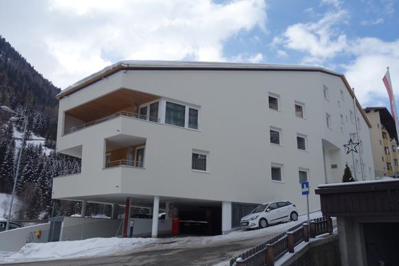 Wohnbebauung St. Anton Brandliweg 2012
