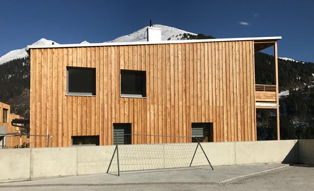 Wohnanlage Mooserkreuz Bst.4, St. Anton 2016