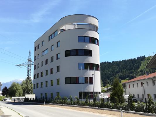 Bürogebäude Strabag, Zirl, 2017