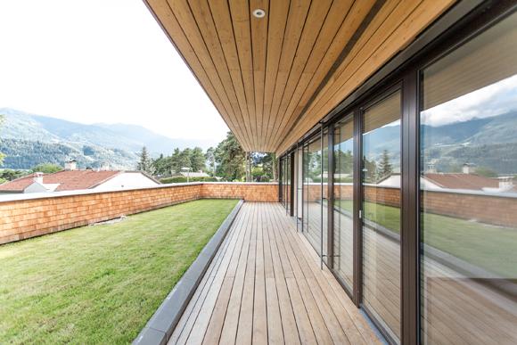 Wohnhaus Kranebitter Bodenweg, Innsbruck 2016
