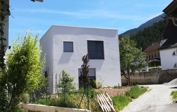 Wohn- und Atelierhaus F. Hatting 2017
